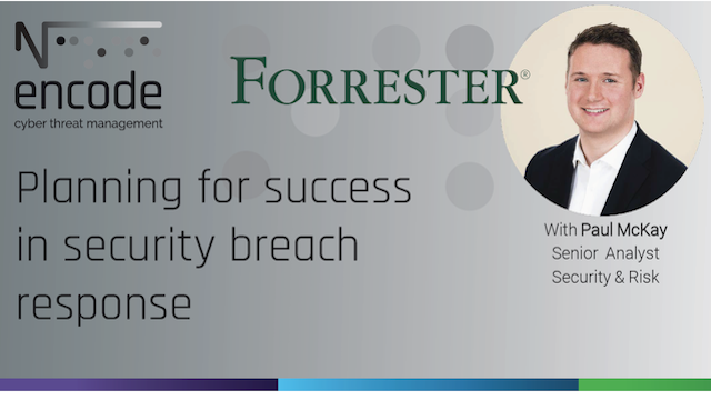 Planning for Success in Security Breach Response