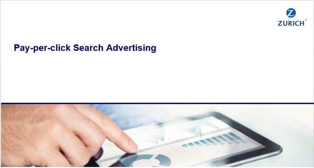 Pay-per-click (PPC) Search Advertising
