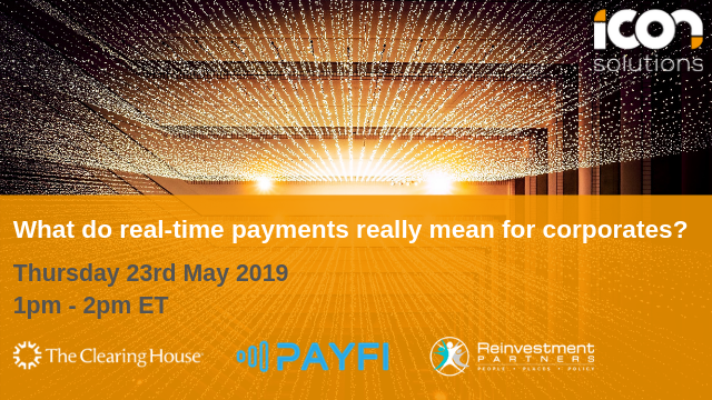 What do real-time payments really mean for corporates?