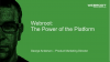 The Power of the Webroot Platform