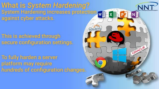 Increase Protection Against Cyber Attacks with System Hardening