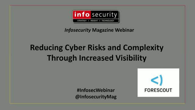 Reducing Cyber Risks and Complexity Through Increased Visibility
