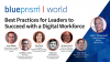 Best Practices for Leaders to Succeed with a Digital Workforce