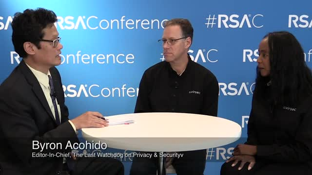 New Models for Today's Security Threats with Virsec at RSA 2019 by Byron Acohido