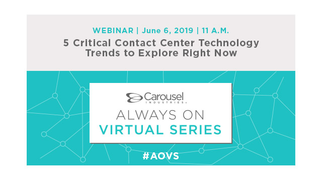 5 Critical Contact Center Technology Trends to Explore Right Now