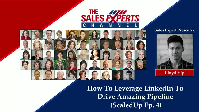 Using LinkedIn to Drive Lead Gen (ScaledUp Ep. 4)