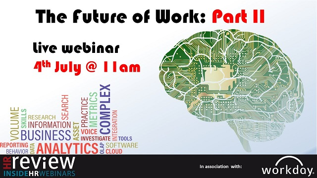 The Future of Work Part II: Technology & the New World of Work