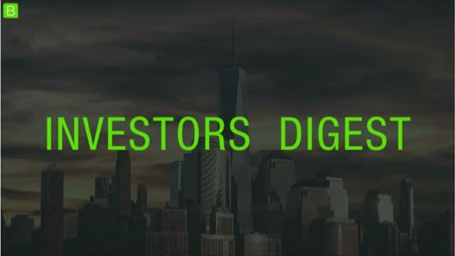 Investors Digest: Crypto Assets