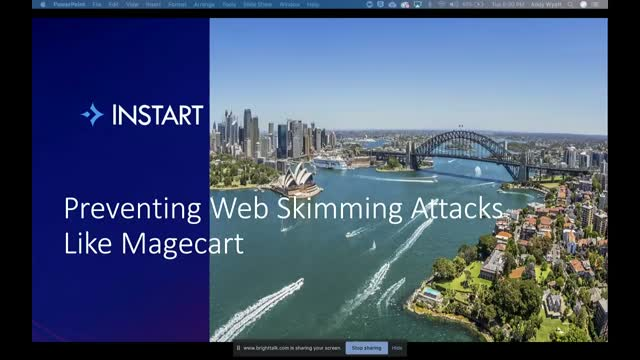 Preventing web skimming attacks like Magecart
