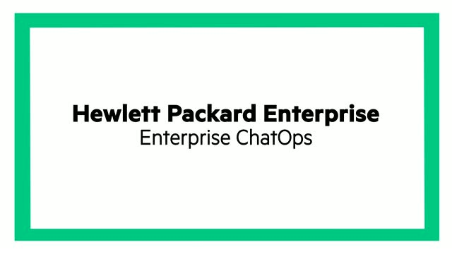 HPE and Mattermost Offer Private Cloud Enterprise DevOps ChatOps solutions