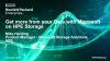 Get more from your data with Microsoft on HPE Storage