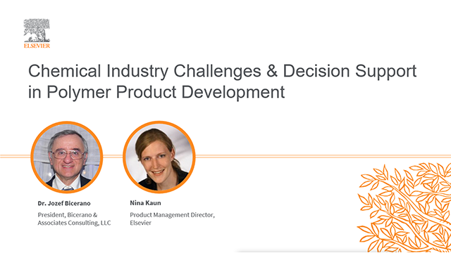 Chemical Industry Challenges & Decision Support in Polymer Product Development