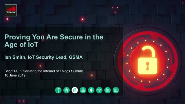 Proving You Are Secure in the Age of IoT