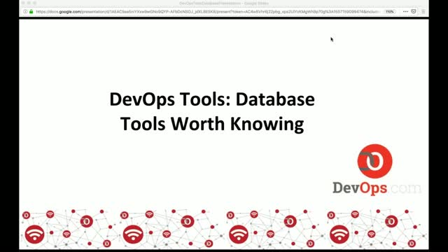 DevOps Tools: Database Tools Worth Knowing