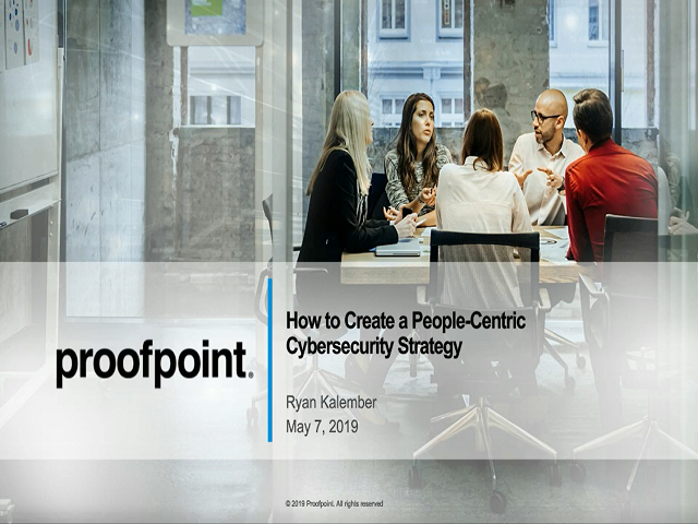 How To Create A People-Centric Cyber Security Strategy