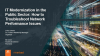 IT Modernization in the Public Sector: Troubleshoot Network Performance Issues