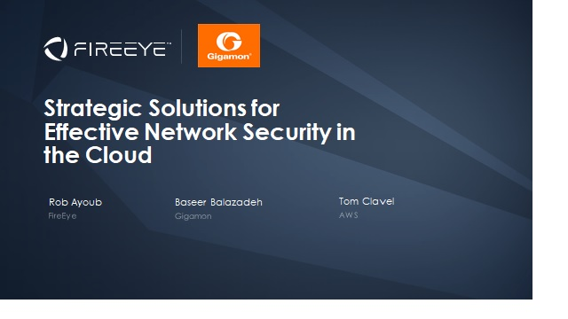 Strategic Solutions for Effective Network Security in the Cloud