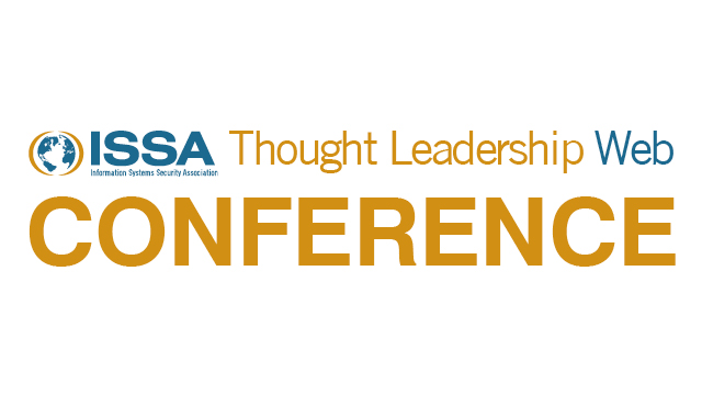 ISSA Thought Leadership Series: Passwordless Authentication