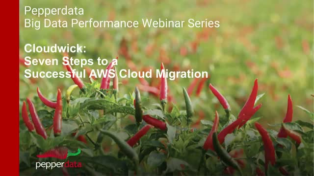 Seven Steps to a Successful AWS Cloud Migration