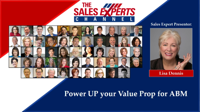 Power UP your Value Prop for ABM