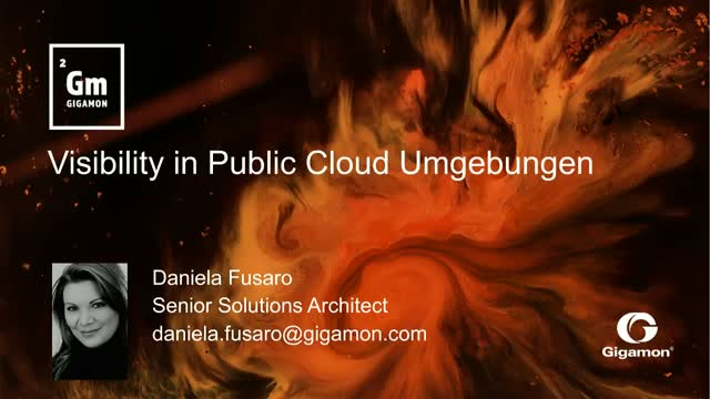 Visibility in Public Cloud Umgebungen
