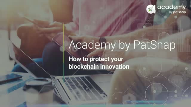 How to protect your blockchain idea