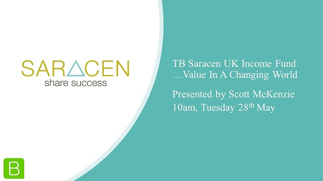 TB Saracen UK Income Fund: Value in a Changing World