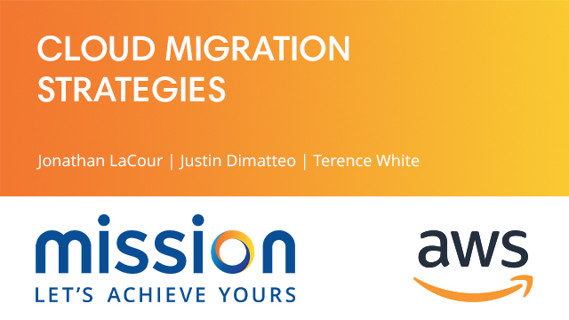 Cloud Migration Strategies