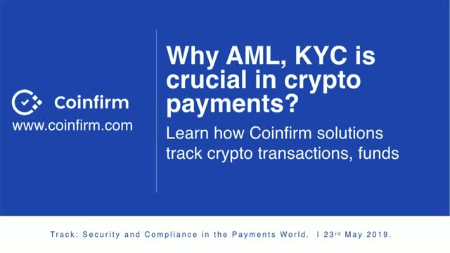 Why AML & KYC are crucial in crypto payments?