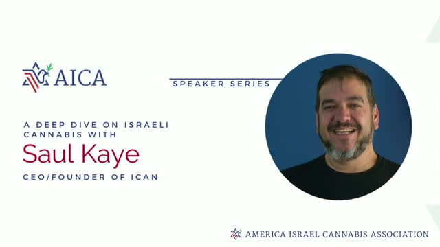 A Deep Dive On Israeli Cannabis - A World View with Saul Kaye