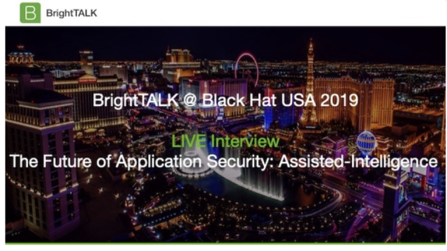 The Future of Application Security:  Assisted-Intelligence