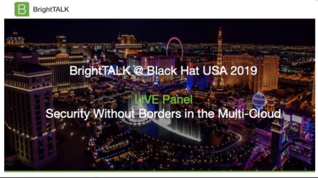 Security Without Borders In the Multi-Cloud