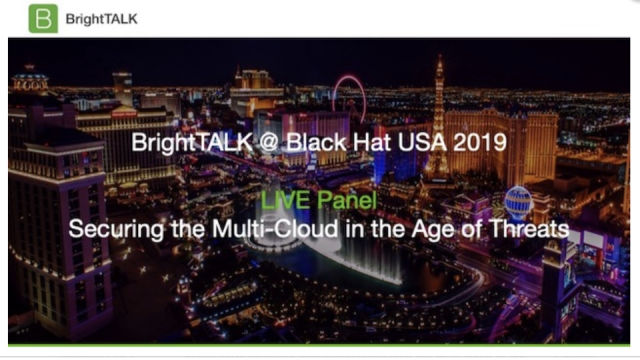 Securing the Multi-Cloud in the Age of Threats