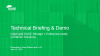 SUSE Technical Briefing and Demo – Ceph and Kubernetes