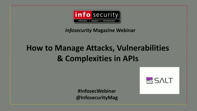 How to Manage Attacks, Vulnerabilities & Complexities in APIs