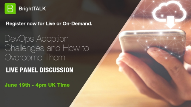 [Panel] DevOps Adoption Challenges and How to Overcome Them