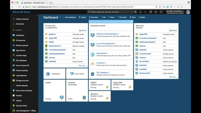 Unravel on Azure HDInsight (Demo)