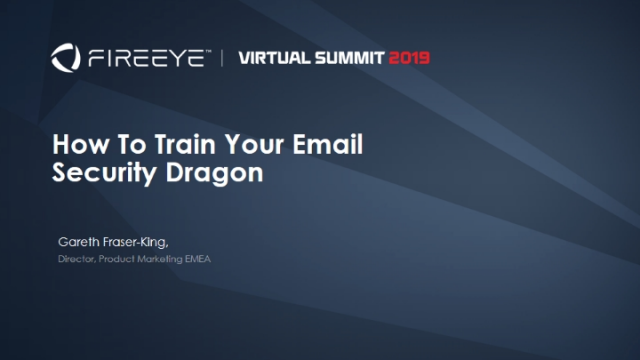 How To Train Your Email Security Dragon