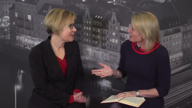 """Gillian Tett: """"PE companies need to think about how their image is shaped"""""""