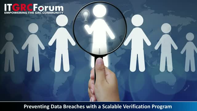Preventing Data Breaches with a Scalable Verification Program