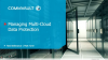 Managing Multi-Cloud Data Protection