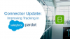 May Connectors Release: Improved Tracking in Pardot