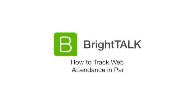 How to Track Webinar Attendance in Pardot