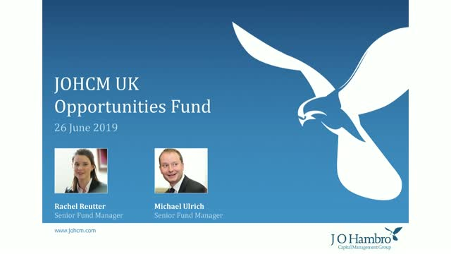 Navigating dysfunctional markets: JOHCM UK Opportunities Fund Update