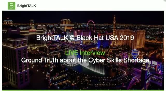 Ground Truth about the Cyber Skills Shortage
