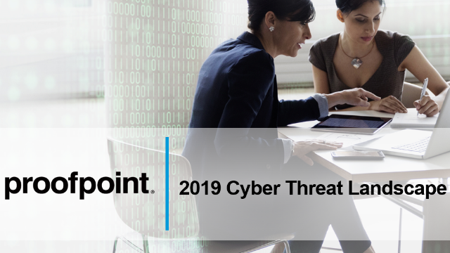 Webisode 1: 2019 Cyber Threat Landscape