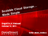 Scalable Cloud Storage ... Made Simple