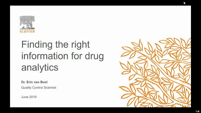 Embase for drug analytics