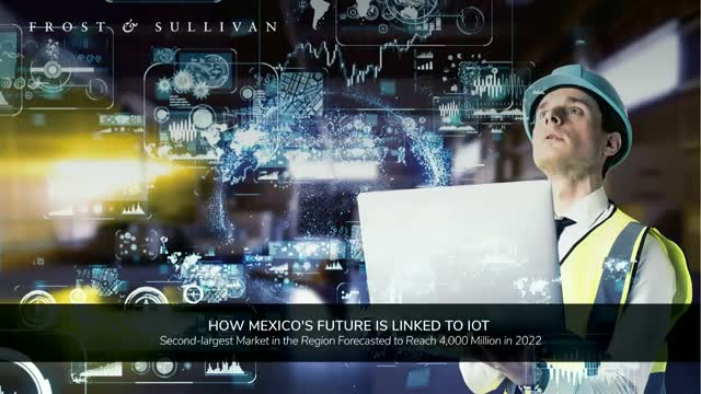 How Mexico's Future is Linked to IoT