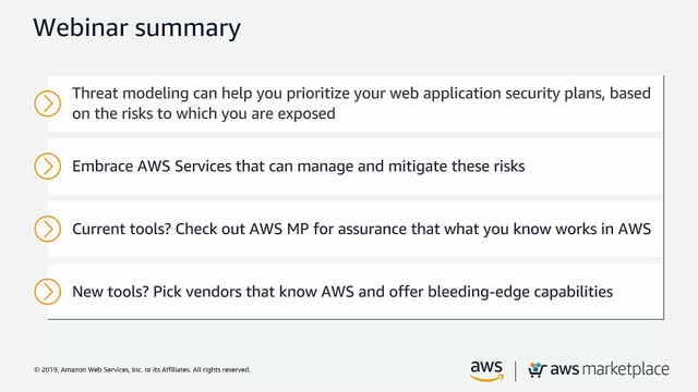 How to Secure a Modern Web Application in AWS
